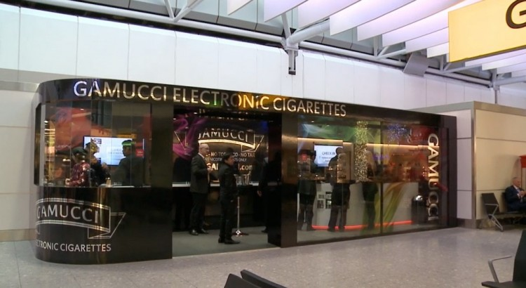 Vaping In Airports